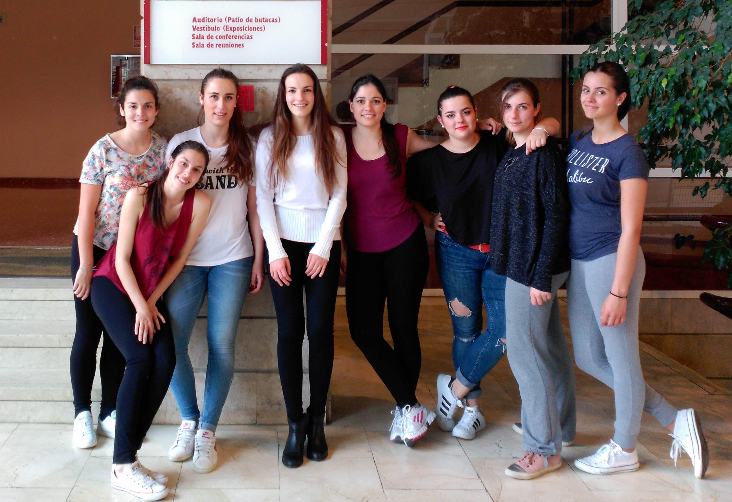 Equipo de baile Burgos