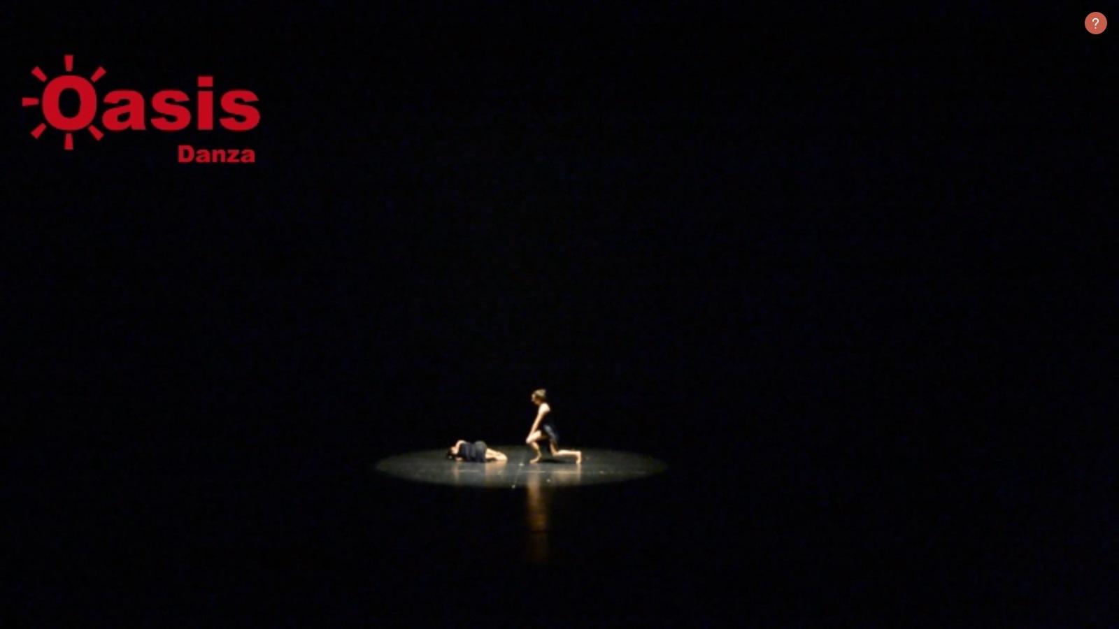 portada del video danza contemporánea
