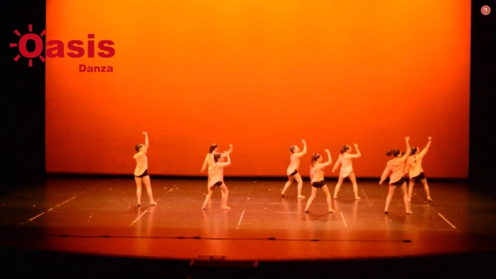 portada del video danza contefusion vuelve