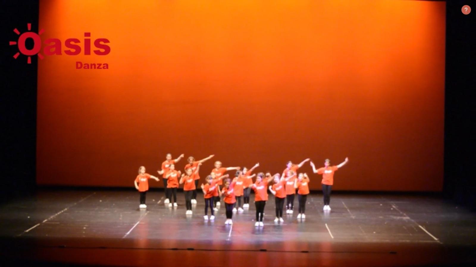 portada del video danza peques y mayores