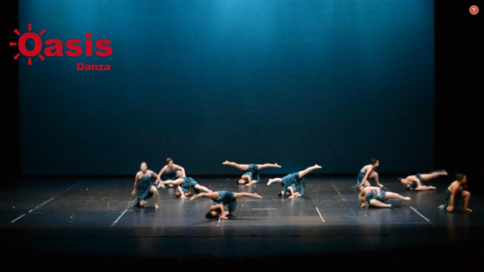 portada del video danza moderna