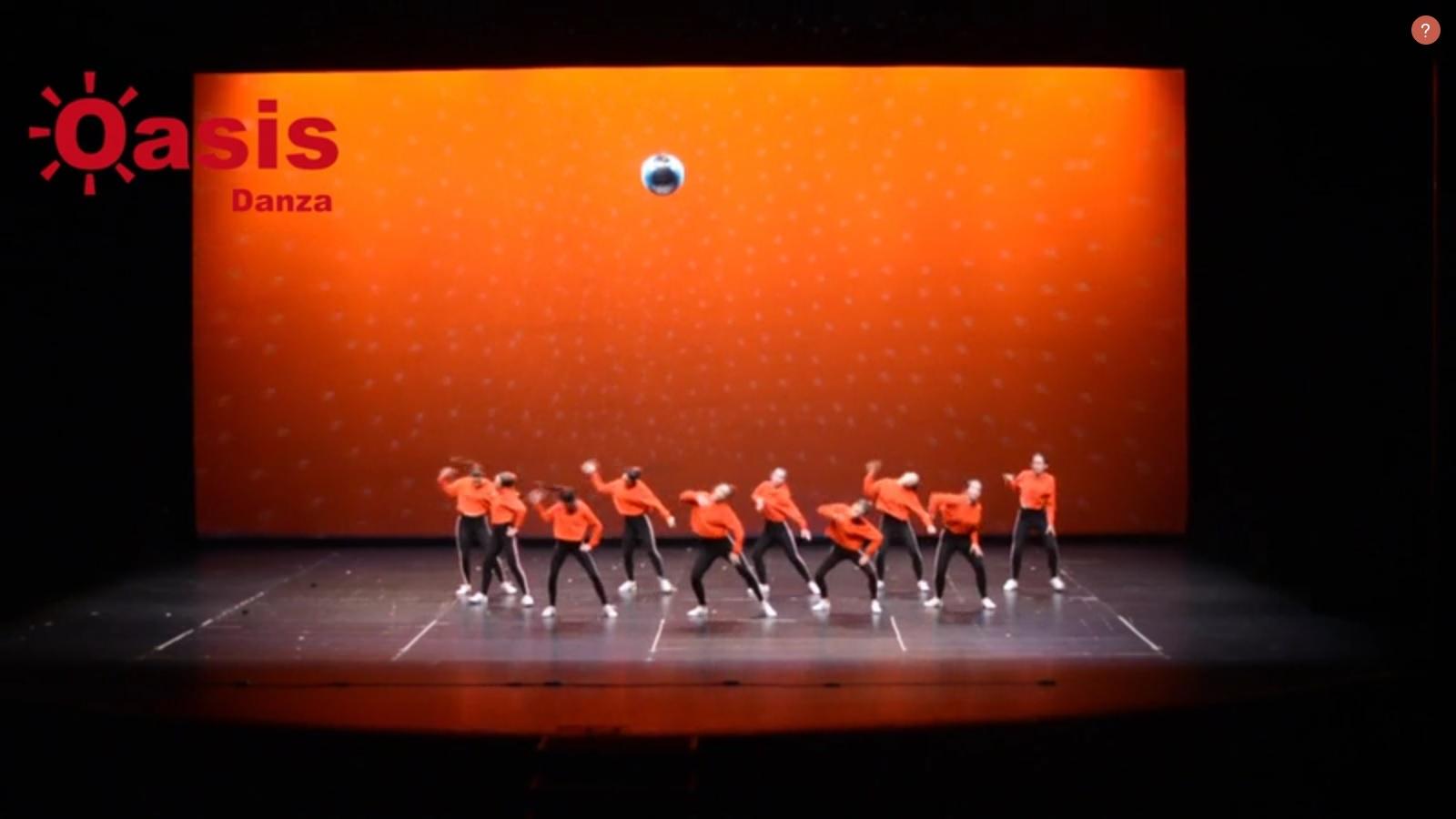 portada del video Danza moderna santander